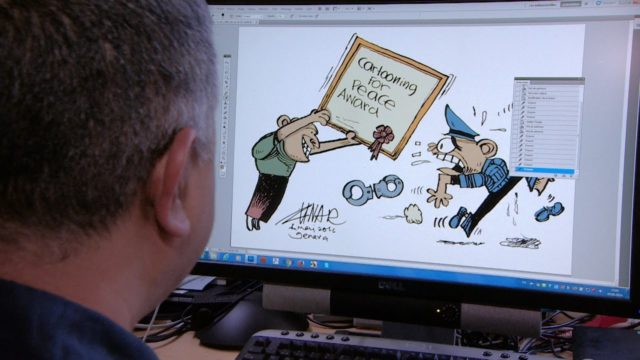 Cartoonists For Peace