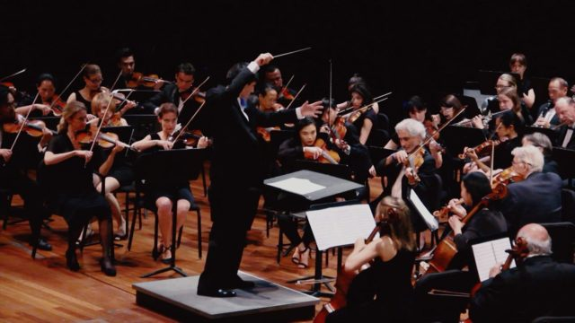 Concerto for uniting nations