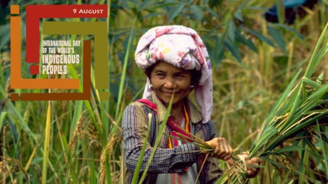 International Day of the World's Indigenous Peoples (9 August 2018)