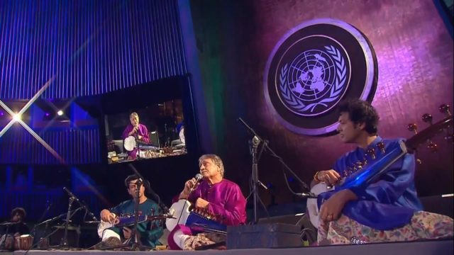 Music Connects the World – Highlights from UN Day Concert