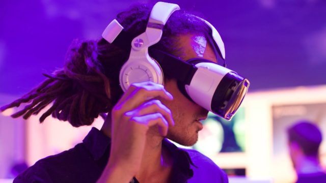 Virtual Reality: A New Lens On The Migrant Crisis