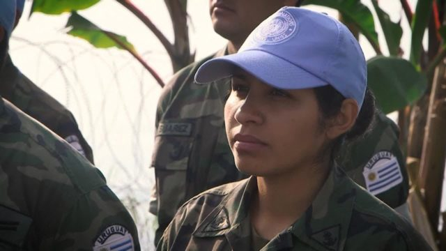 Service and Sacrifice: Uruguay's Peacekeepers in the DRC