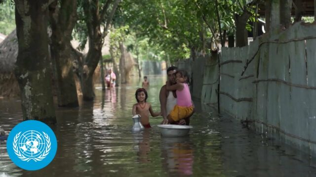 UN climate report issues a code red for humanity