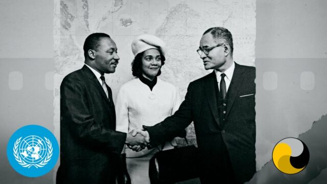 Ralph Bunche: Hero for Justice